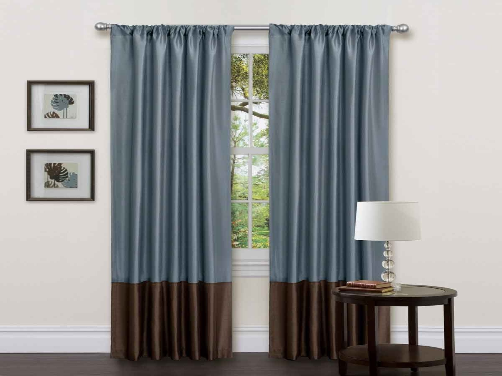 Modern Curtain Designs For Living Room 02