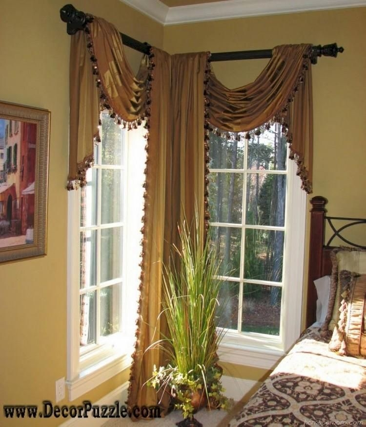 Modern Curtain Designs For Living Room 05