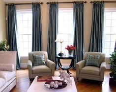 Modern Curtain Designs For Living Room 27
