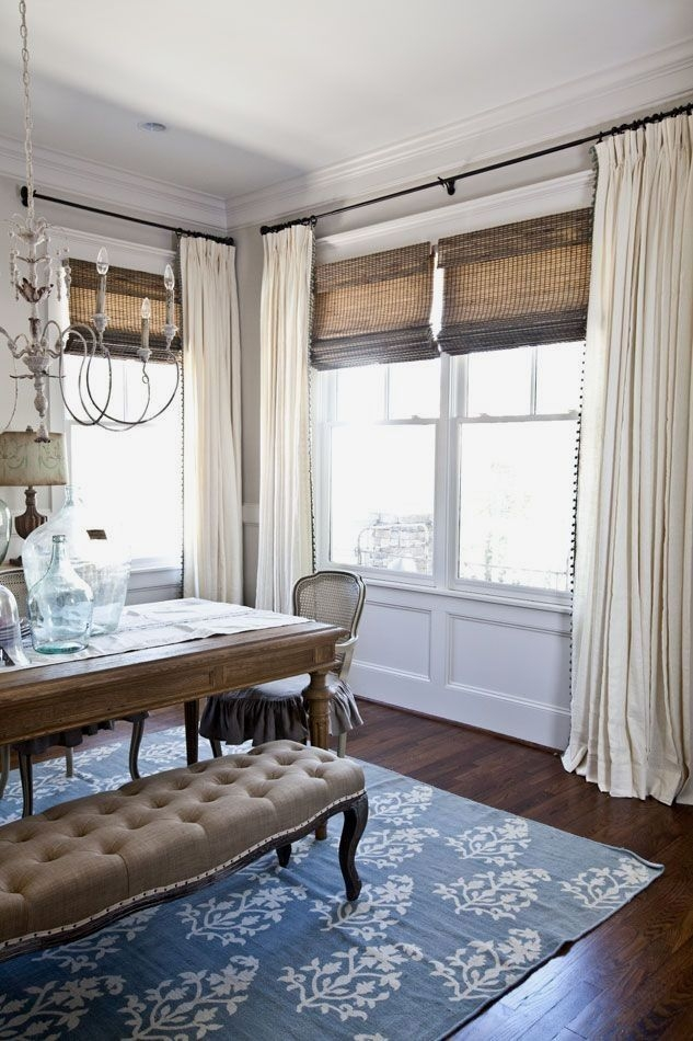 Modern Curtain Designs For Living Room 31