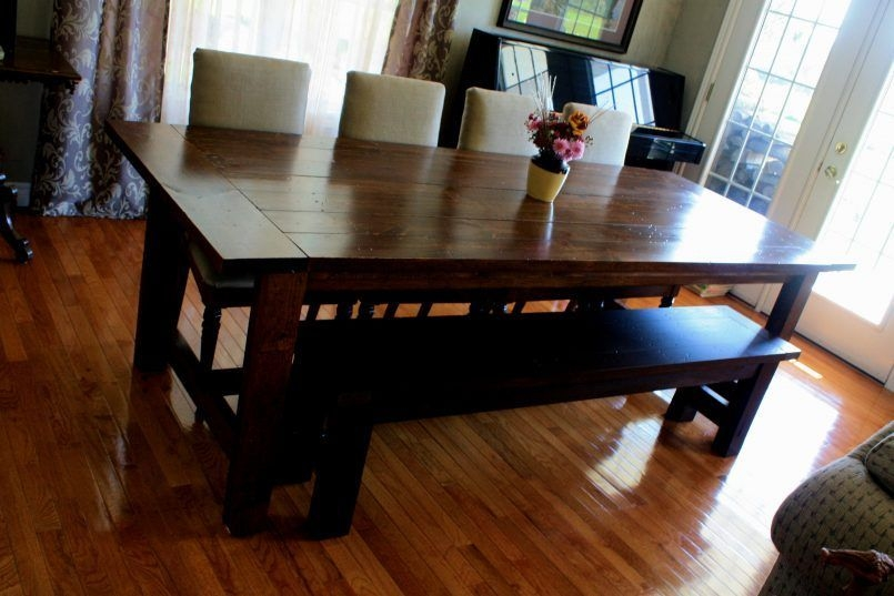 Modern Diy Wooden Dining Tables Ideas 04