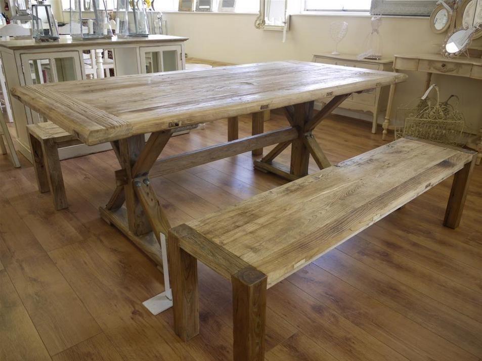 Modern Diy Wooden Dining Tables Ideas 14