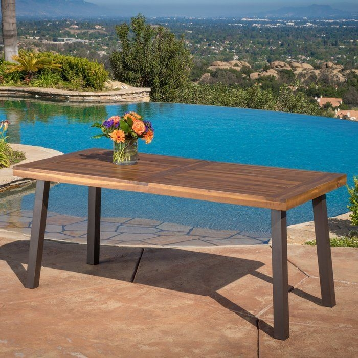 Modern Diy Wooden Dining Tables Ideas 26