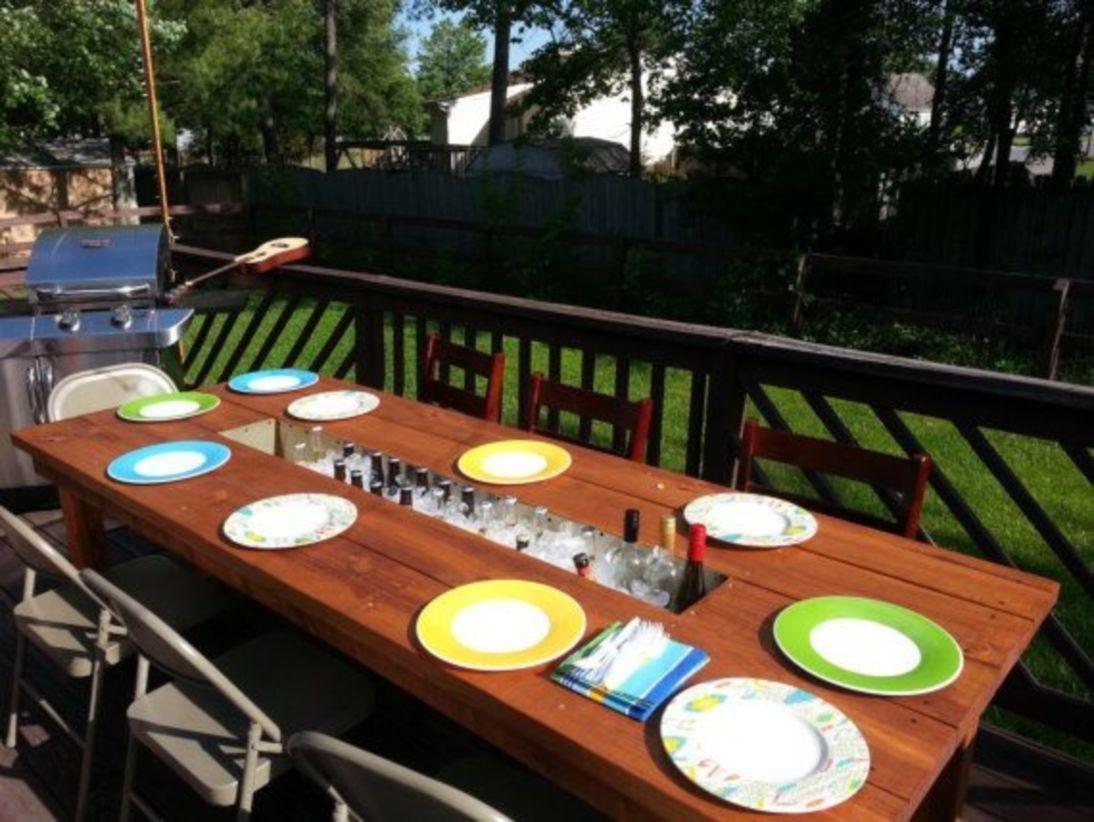 Modern Diy Wooden Dining Tables Ideas 39