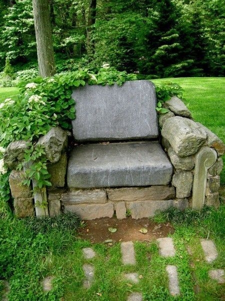 RSimple Rock Garden Decor Ideas For Front And Back Yard 35