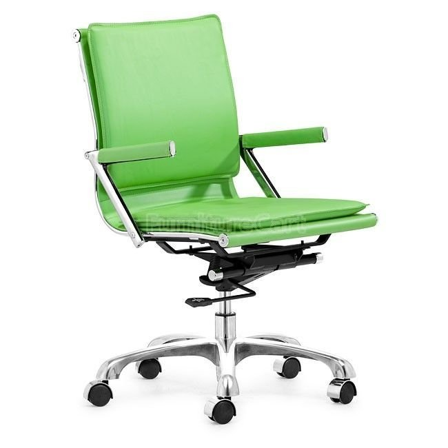 Relaxing Green Office Décor Ideas 21