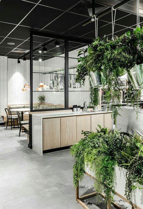 Relaxing Green Office Décor Ideas 28