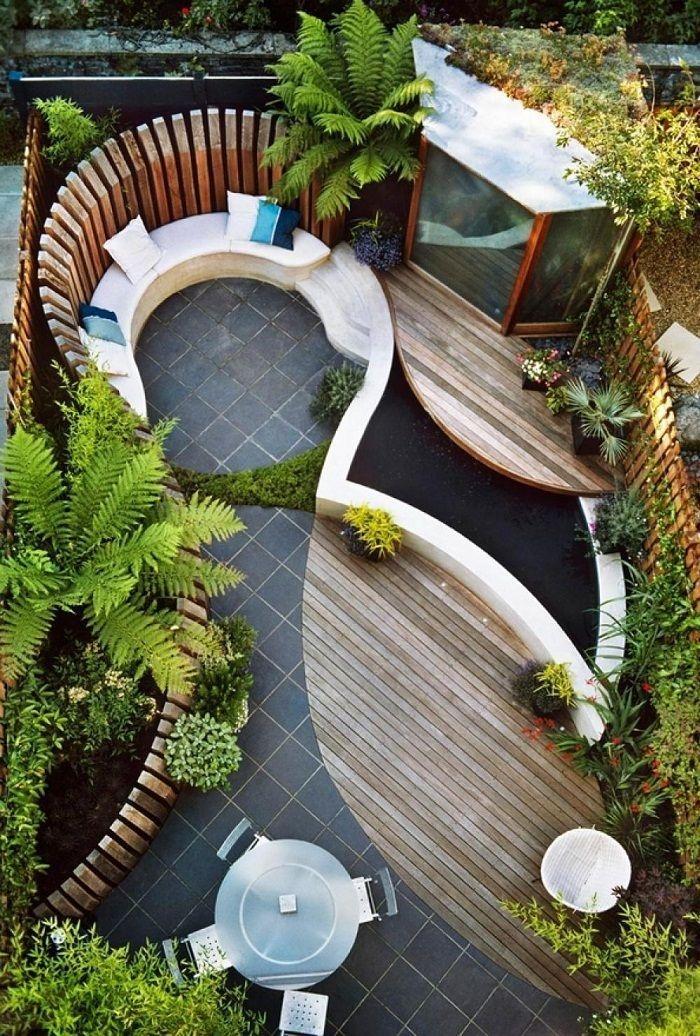 Relaxing Small Garden Design Ideas 05