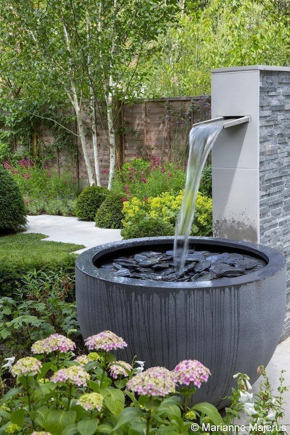 Relaxing Small Garden Design Ideas 09