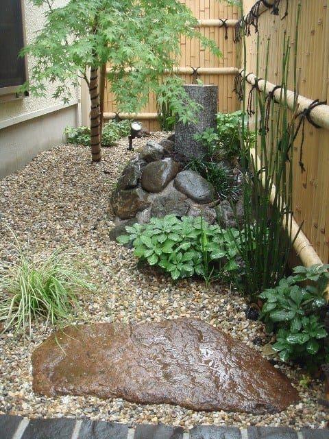 Relaxing Small Garden Design Ideas 11