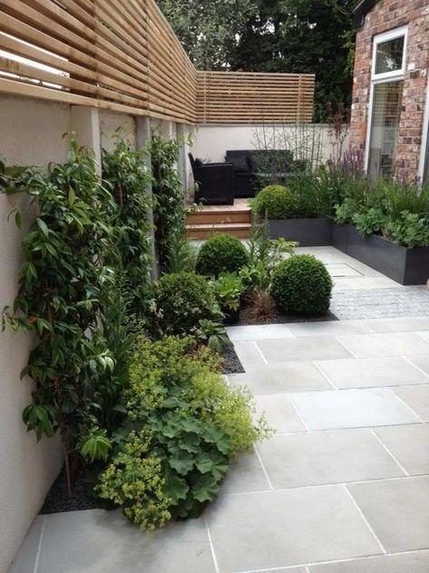 Relaxing Small Garden Design Ideas 14