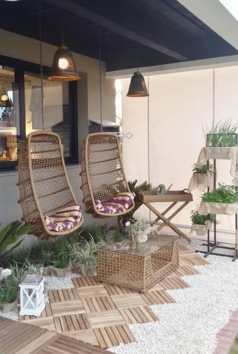 Relaxing Small Garden Design Ideas 19