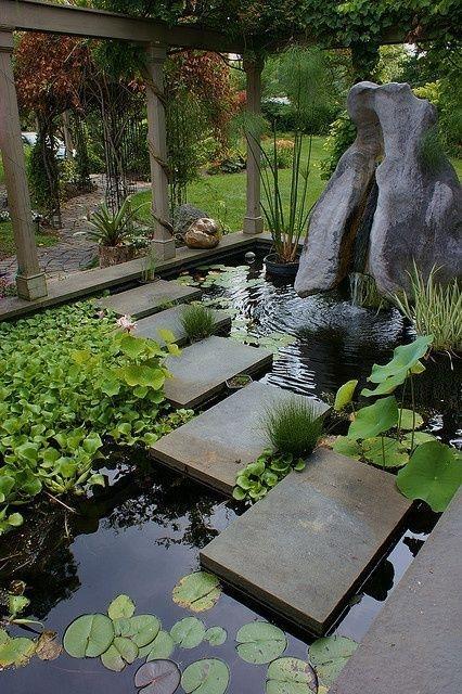Relaxing Small Garden Design Ideas 22