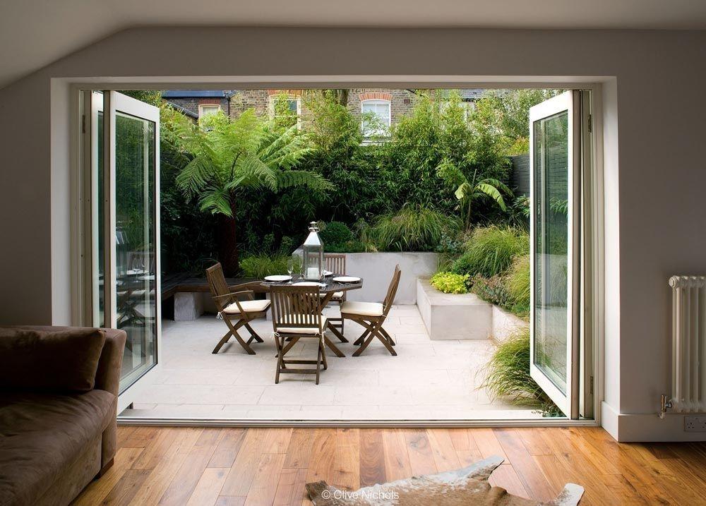 Relaxing Small Garden Design Ideas 31