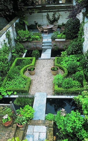 Relaxing Small Garden Design Ideas 34