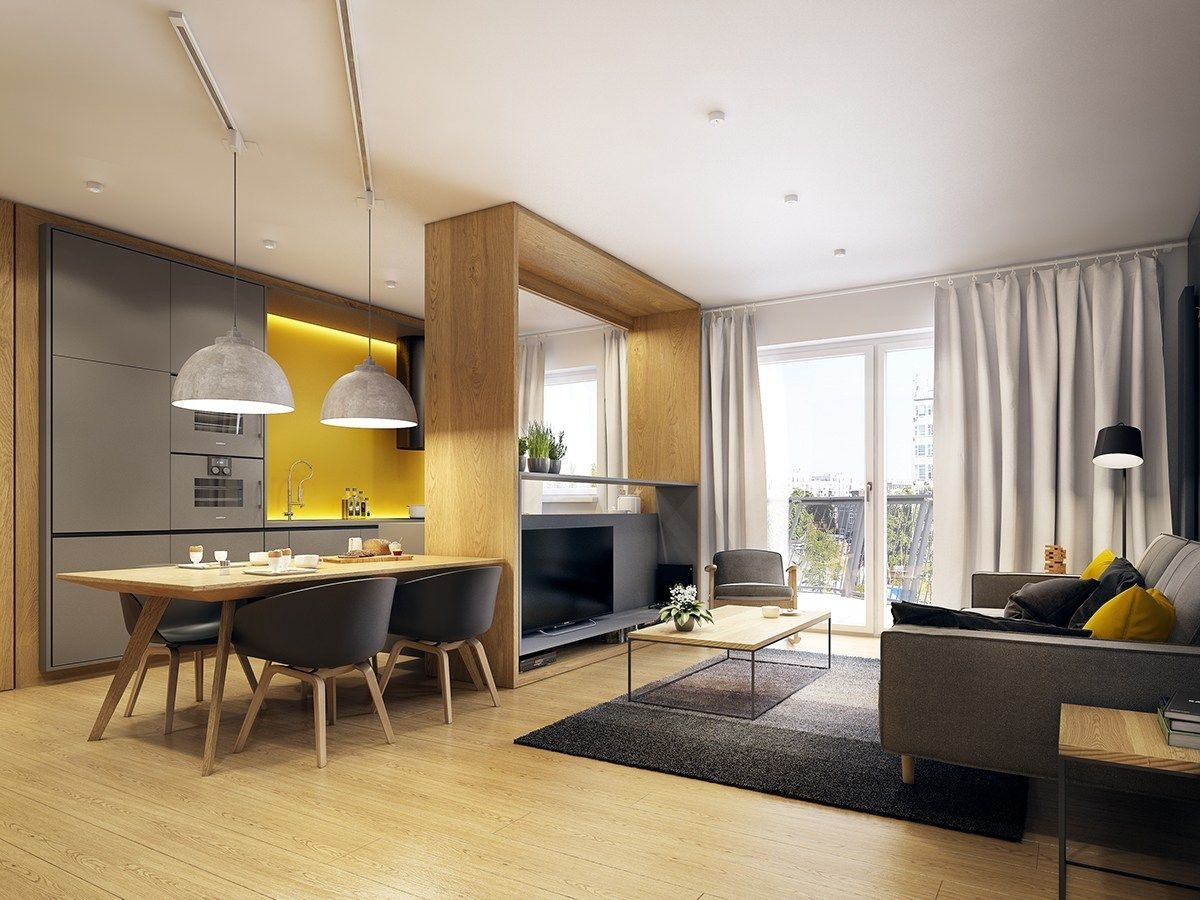 Simple Small Apartement Decorating Ideas 05