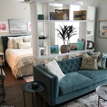 Simple Small Apartement Decorating Ideas 08