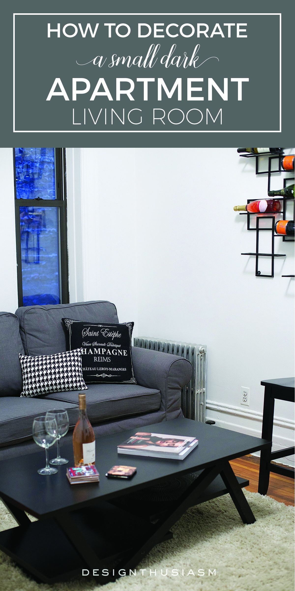 Simple Small Apartement Decorating Ideas 36