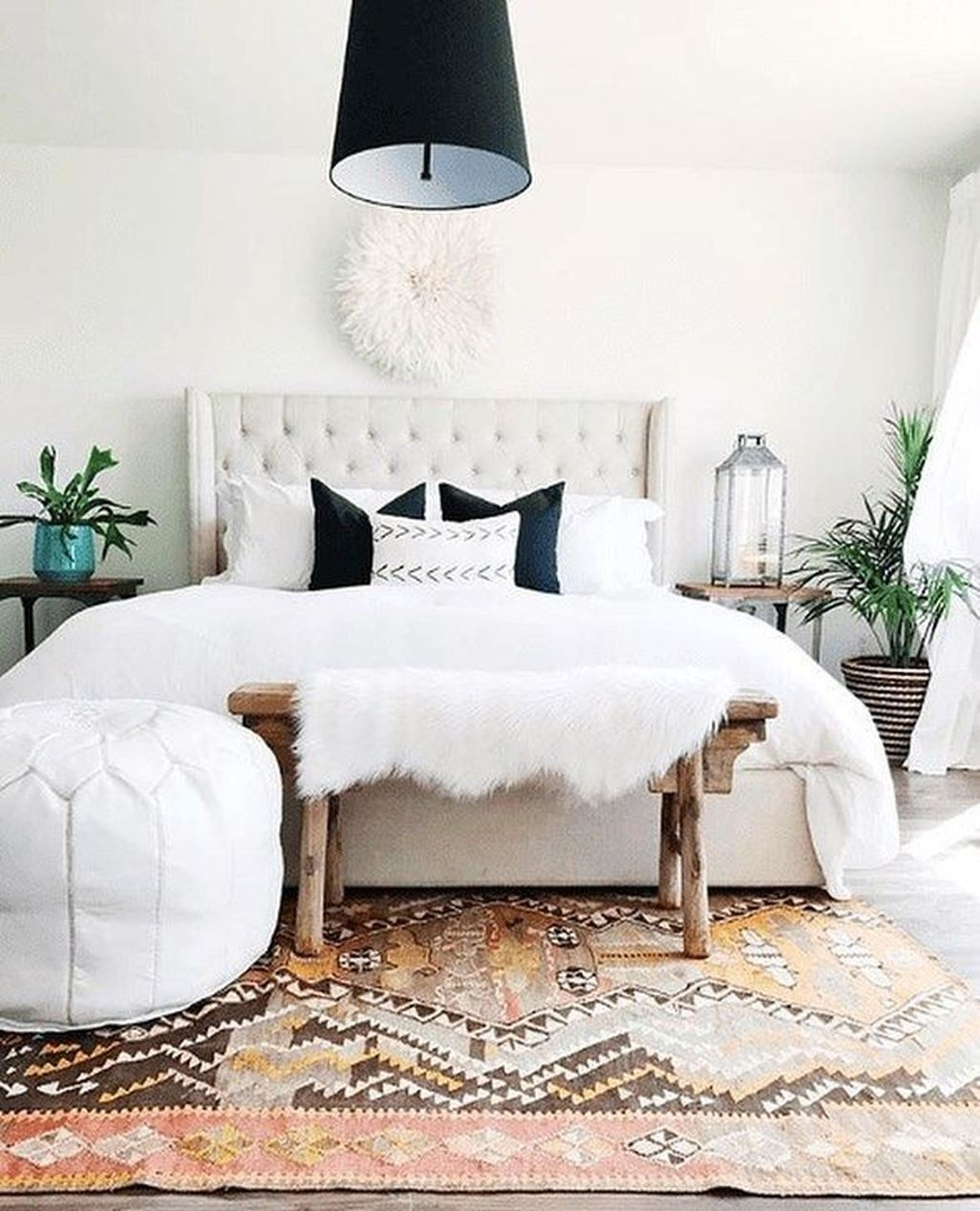 Vintage Nest Bedroom Decoration Ideas You Will Totally Love 10