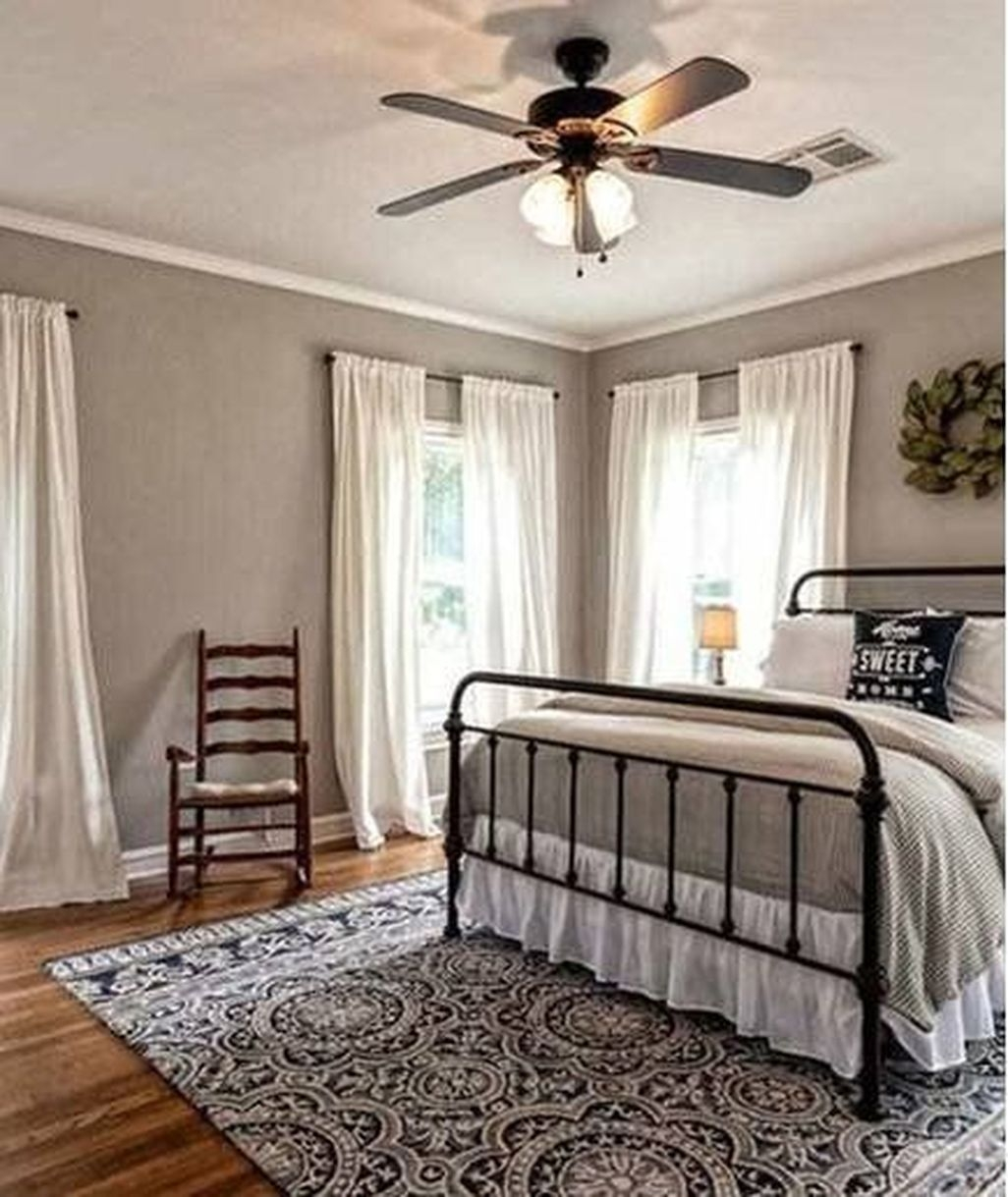 Vintage Nest Bedroom Decoration Ideas You Will Totally Love 16