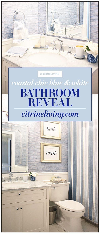 Awesome Bathroom Decor Ideas With Coastal Style 36