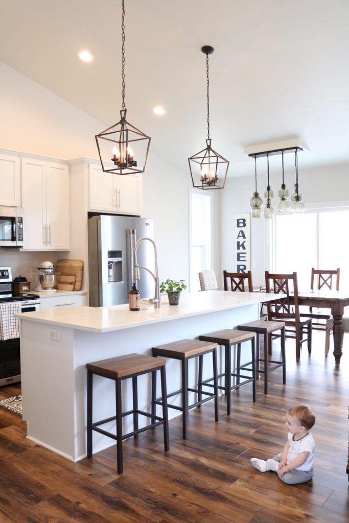 Comfy And Casual Farmhouse Home Design Ideas 02