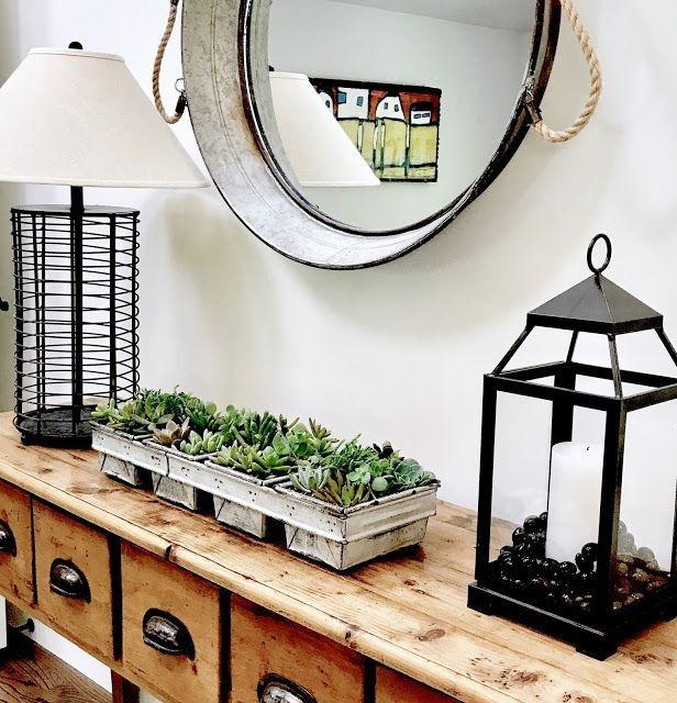 Comfy And Casual Farmhouse Home Design Ideas 04