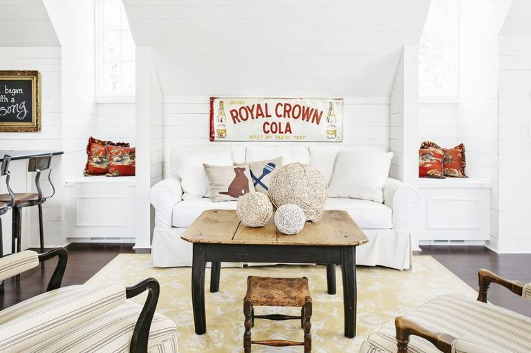 Comfy And Casual Farmhouse Home Design Ideas 05