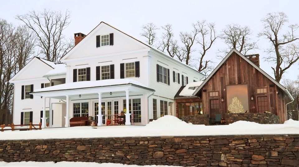 Comfy And Casual Farmhouse Home Design Ideas 16