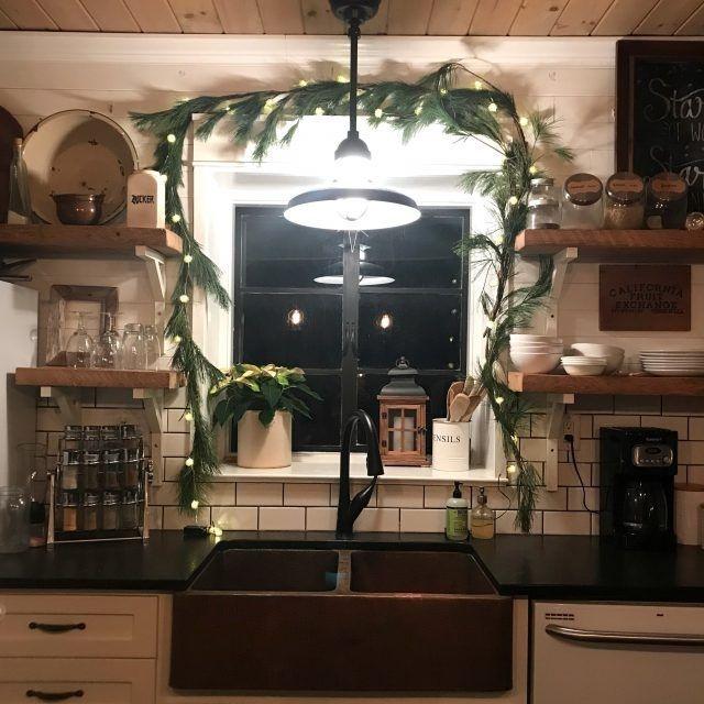 Comfy And Casual Farmhouse Home Design Ideas 17