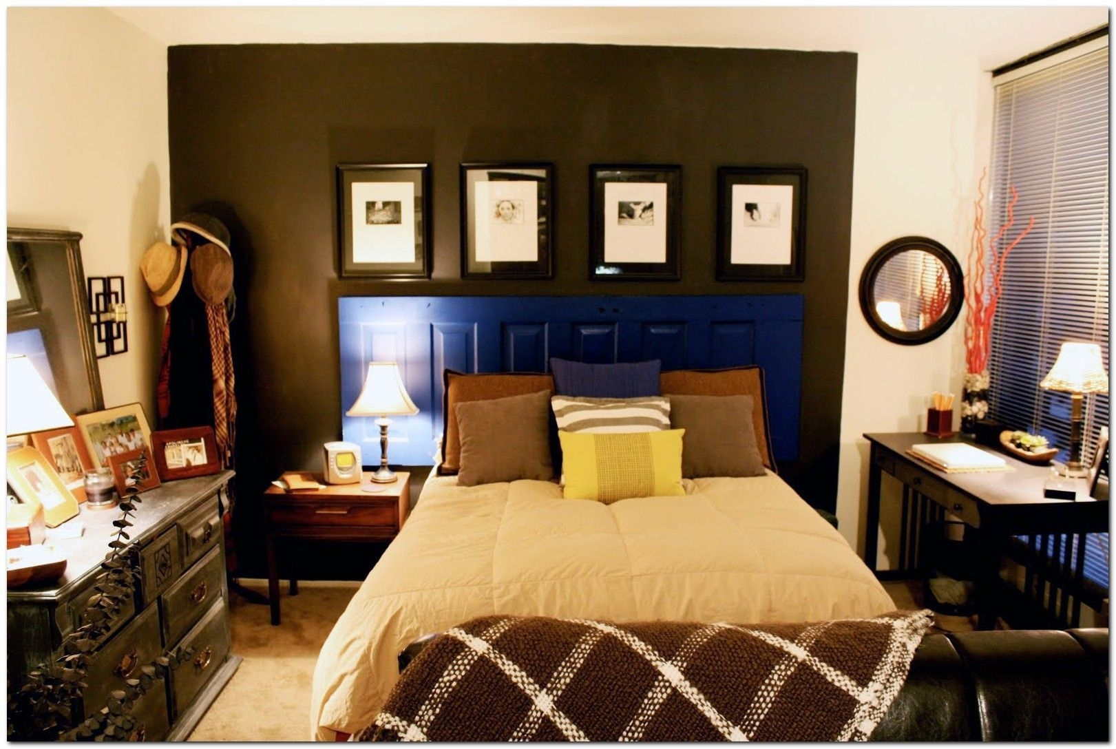 Cozy Small Apartment Bedroom Remodel Ideas 02