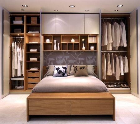 Cozy Small Apartment Bedroom Remodel Ideas 04