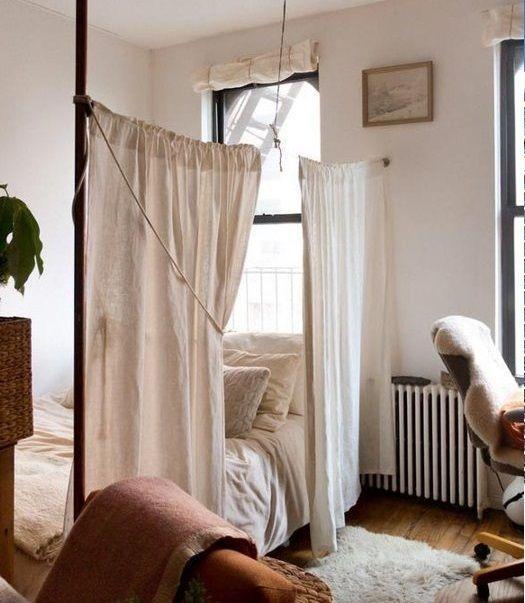 Cozy Small Apartment Bedroom Remodel Ideas 11