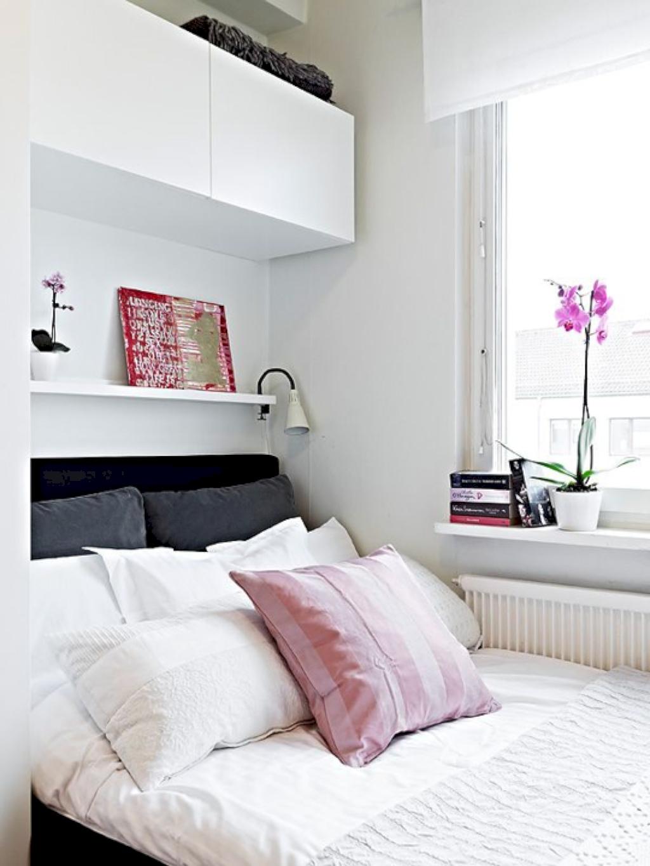 Cozy Small Apartment Bedroom Remodel Ideas 32