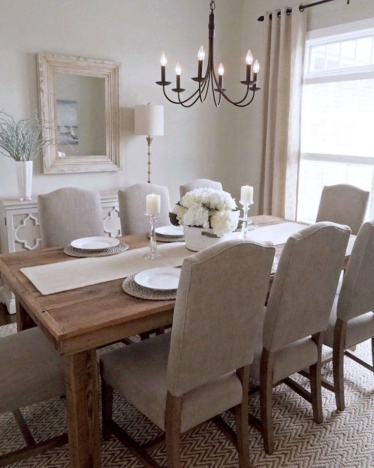 Creative Dining Room Rug Design Ideas 05