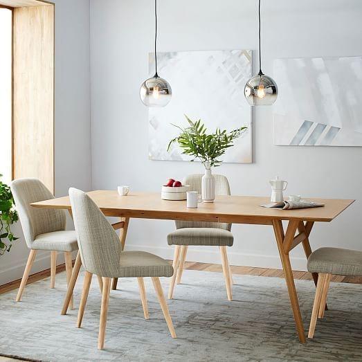 Creative Dining Room Rug Design Ideas 11