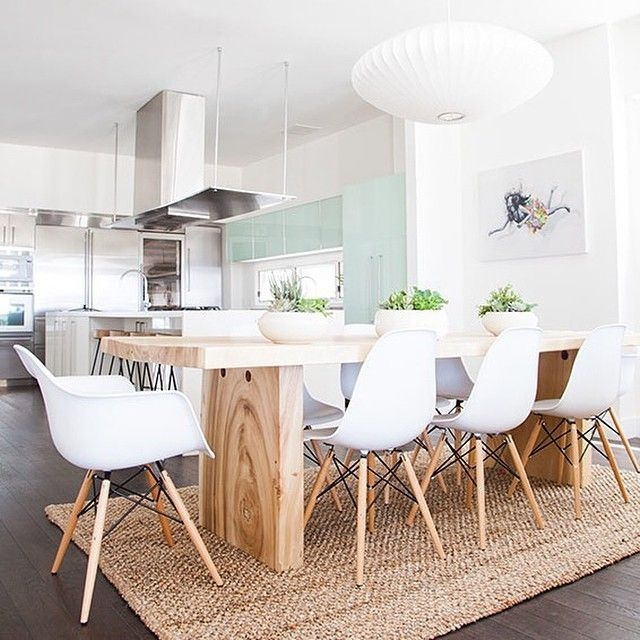 Creative Dining Room Rug Design Ideas 30