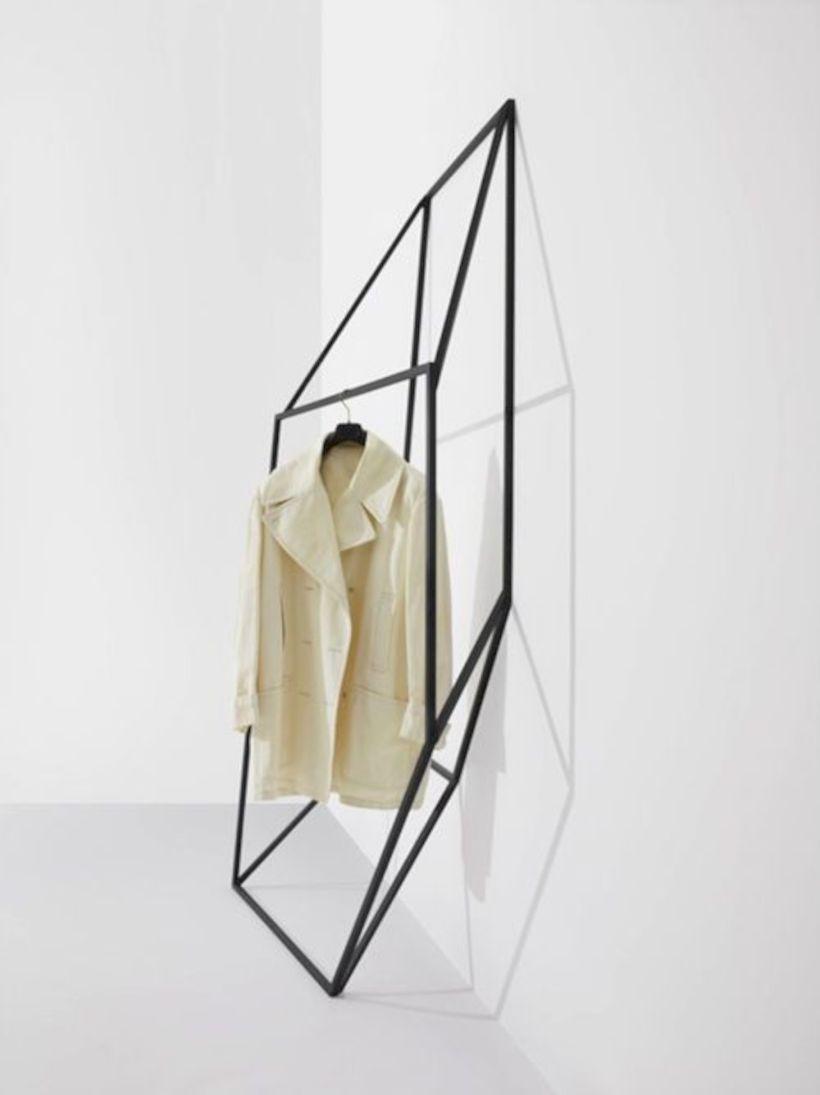 Easy And Practical Clothing Racks For Casual Décor Ideas 25