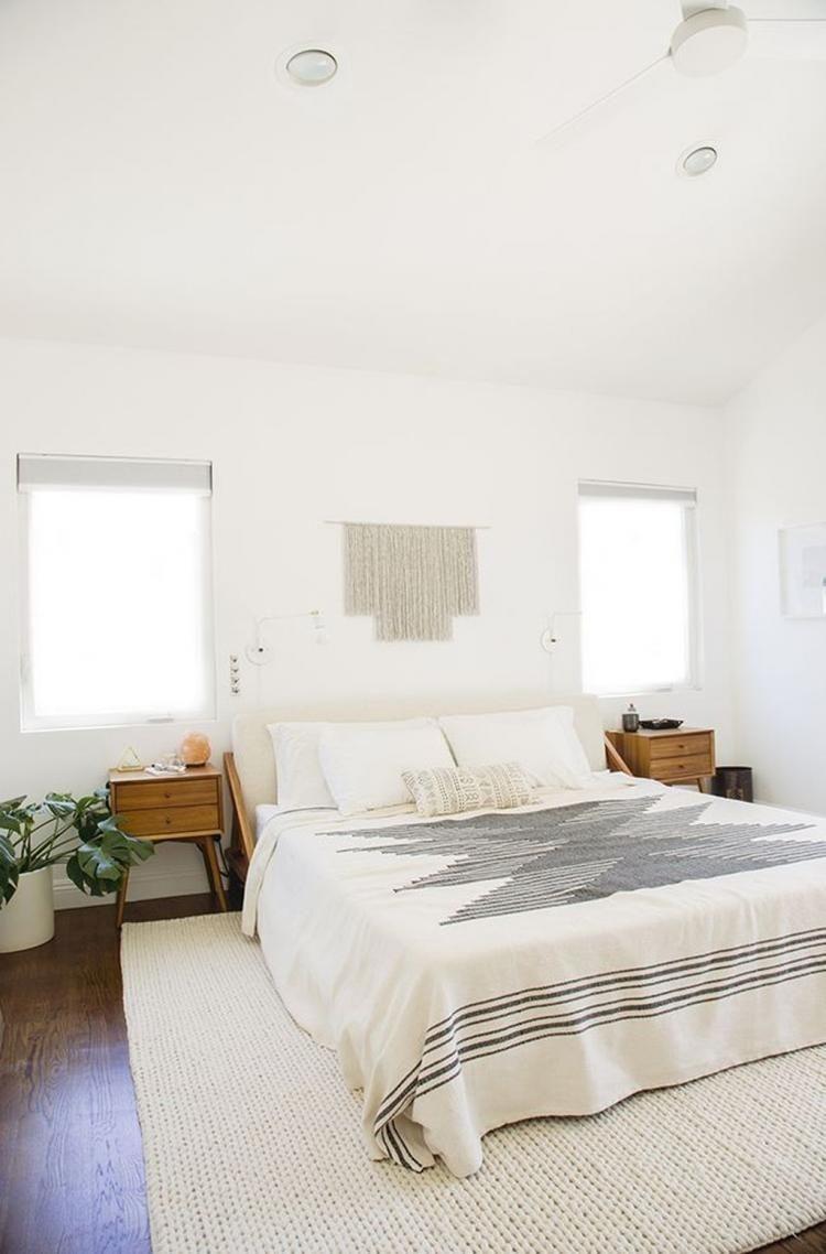 Easy Minimalist And Cozy Bedroom Decor Ideas 04
