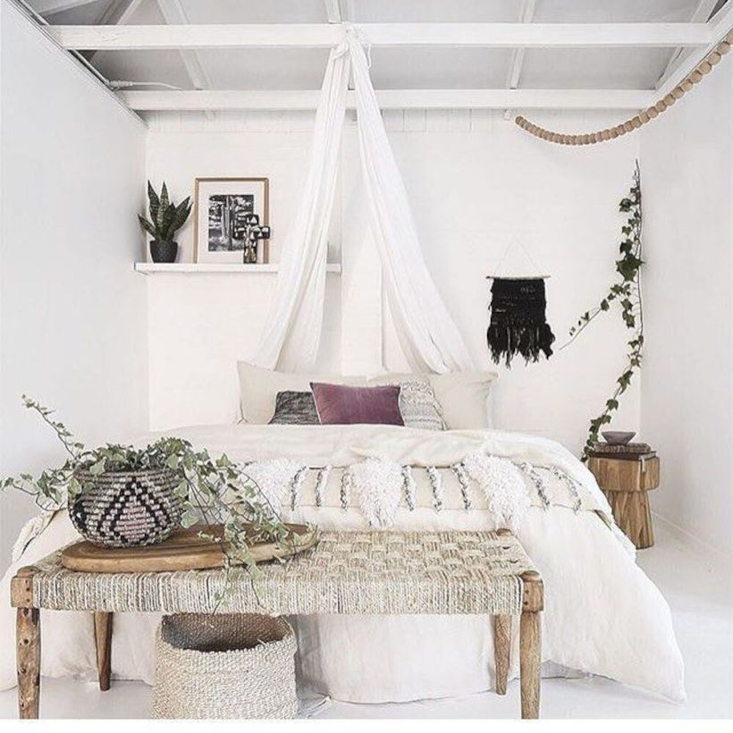 Easy Minimalist And Cozy Bedroom Decor Ideas 32