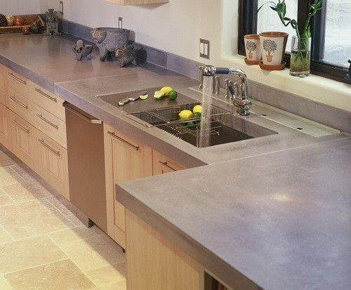 Fascinating Kitchen Countertops Ideas For Any Home 23