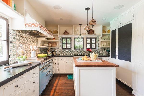 Inspiring Bohemian Style Kitchen Decor Ideas 44