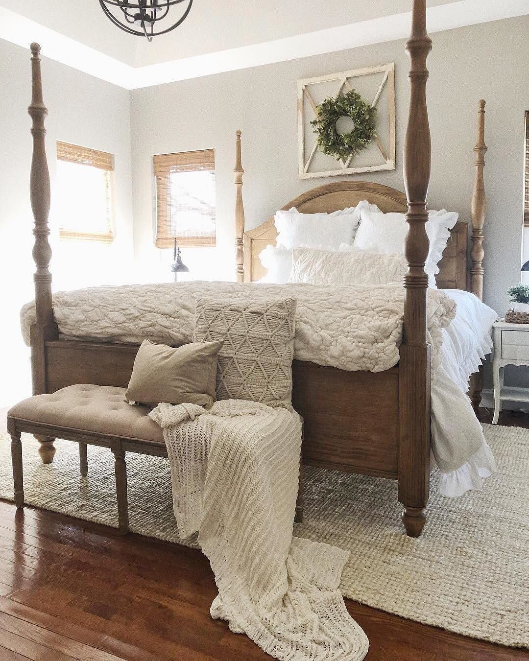 Lovely Small Master Bedroom Remodel Ideas 07