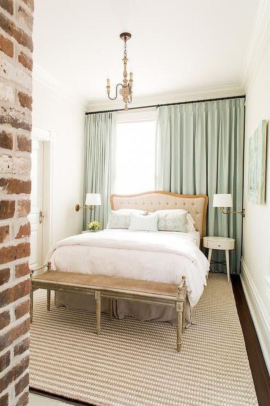 Lovely Small Master Bedroom Remodel Ideas 16