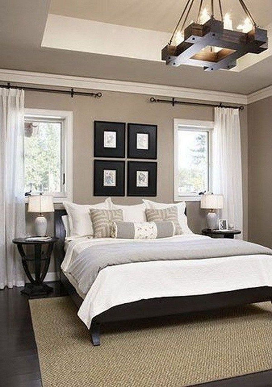 Lovely Small Master Bedroom Remodel Ideas 34