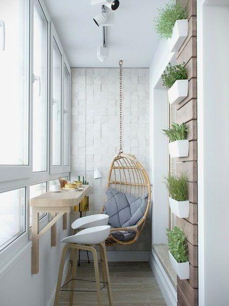 Perfect Small Balcony Design Ideas 03