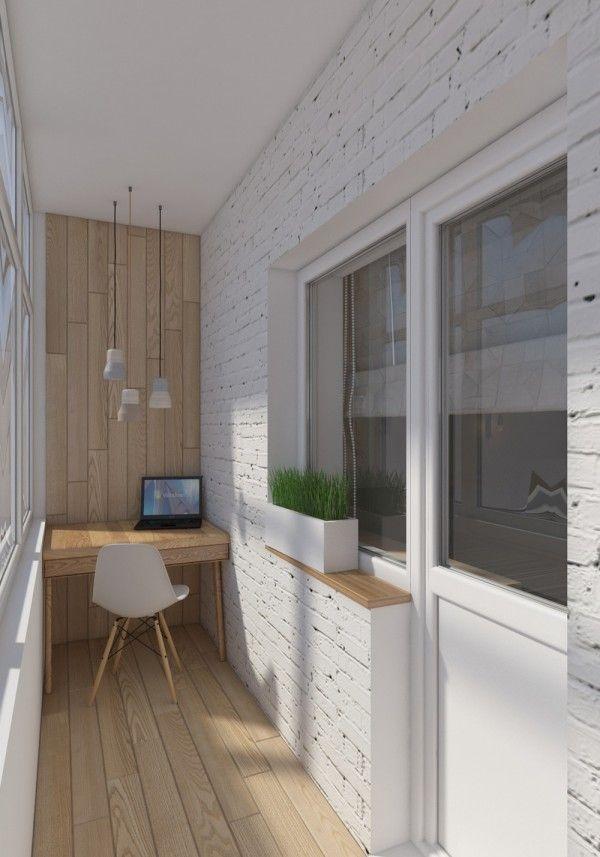 Perfect Small Balcony Design Ideas 13