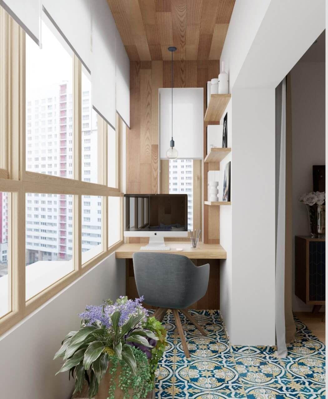 Perfect Small Balcony Design Ideas 43
