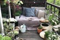 Perfect Small Balcony Design Ideas 44
