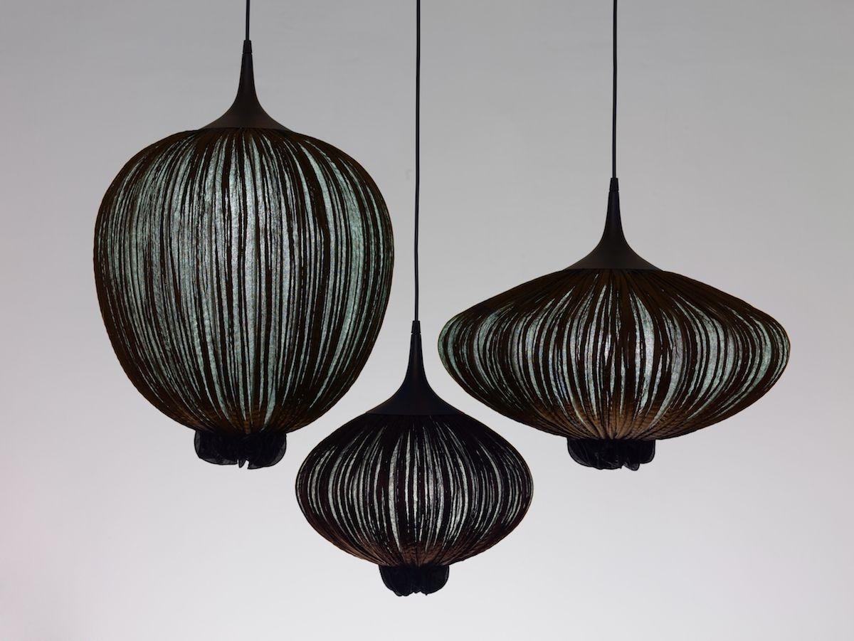 Pretty Aqua Pendant Lamp Ideas 04